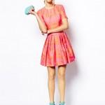 Yazlık elbise modelleri 2014