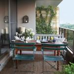 Harika balkon dekorasyonları