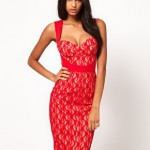 Kırmızı Elbiseler
