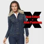 Jean ceketler