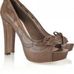 Platform Topuklu Ayakkabılar