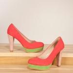 Renkli Topuklar