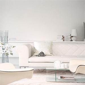 Evde Beyaz Dekorasyon