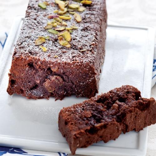 Çikolatalı Üzümlü Kek Tarifi