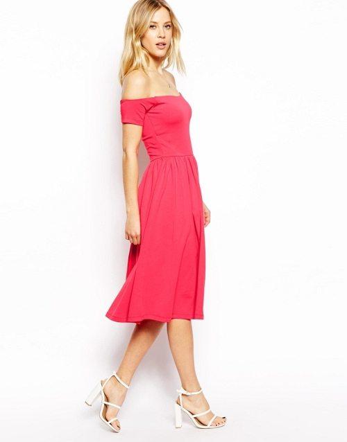 Baharlık elbise modelleri