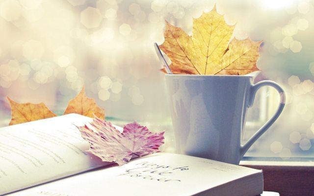 kitap-yaprak-sonbahar