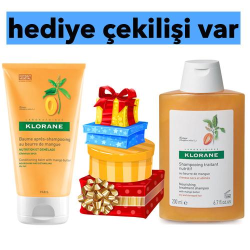 klorane-hediye