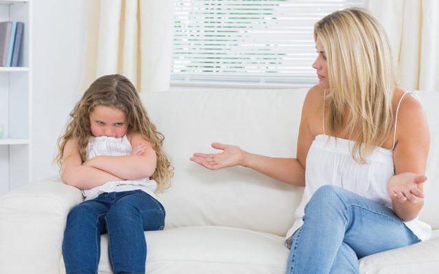 İnatçı çocuğa nasıl davranmalı?