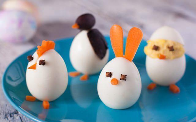 Haşlanmış yumurta kilo aldırır mı?