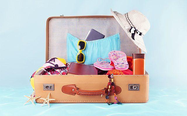 Tatil çantası hazırlamanın püf noktaları